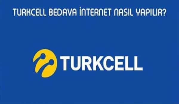 turkcell bedava internet 2021