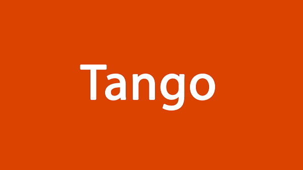 tango hesap silme